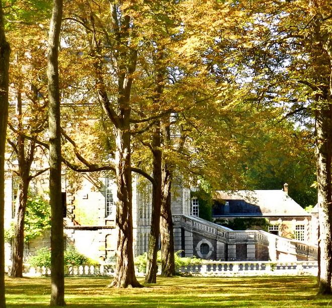 parc et chateau 4 la r gion parisienne le bassin parisien beaut et paysages de notre. Black Bedroom Furniture Sets. Home Design Ideas