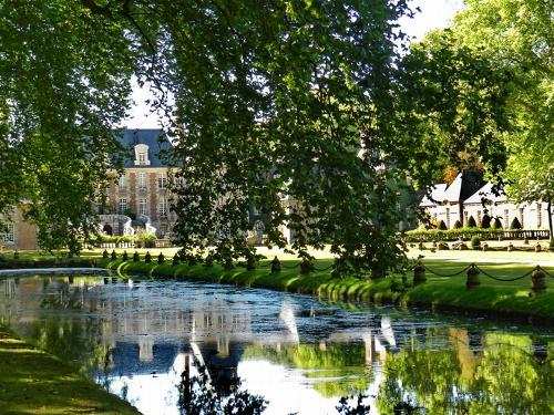 courances la r gion parisienne le bassin parisien beaut et paysages de notre belle france. Black Bedroom Furniture Sets. Home Design Ideas