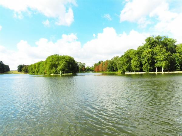 parc 1 la r gion parisienne le bassin parisien beaut et paysages de notre belle france. Black Bedroom Furniture Sets. Home Design Ideas